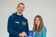 즐라탄 이브라히모비치, 비자와 함께 2018 FIFA 러시아 월드컵 복귀