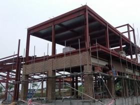 대형 건축공사현장 재능기부로 녹색건축물 늘어난다
